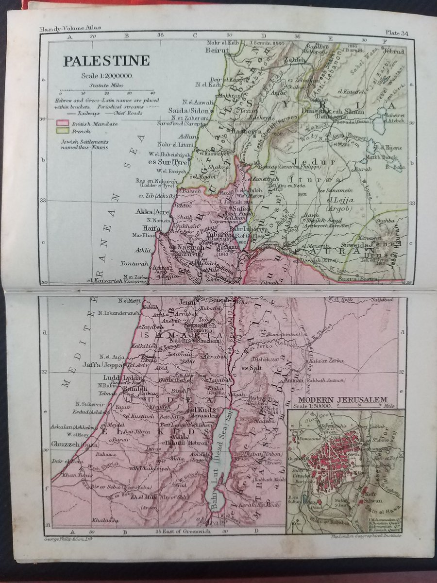From 1936; note Judea and Samaria