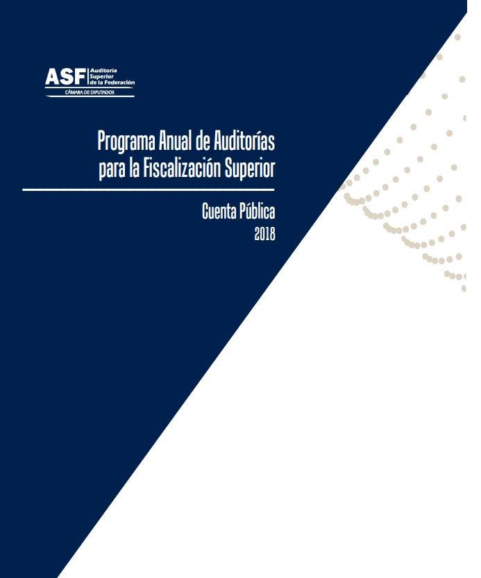 ¿#SabíasQué?  El Programa Anual de Auditorías para la #Fiscalización de la #CuentaPública 2018 se integró con 1,572 auditorías.  Consulta el listado: http://bit.ly/2FpOgCI