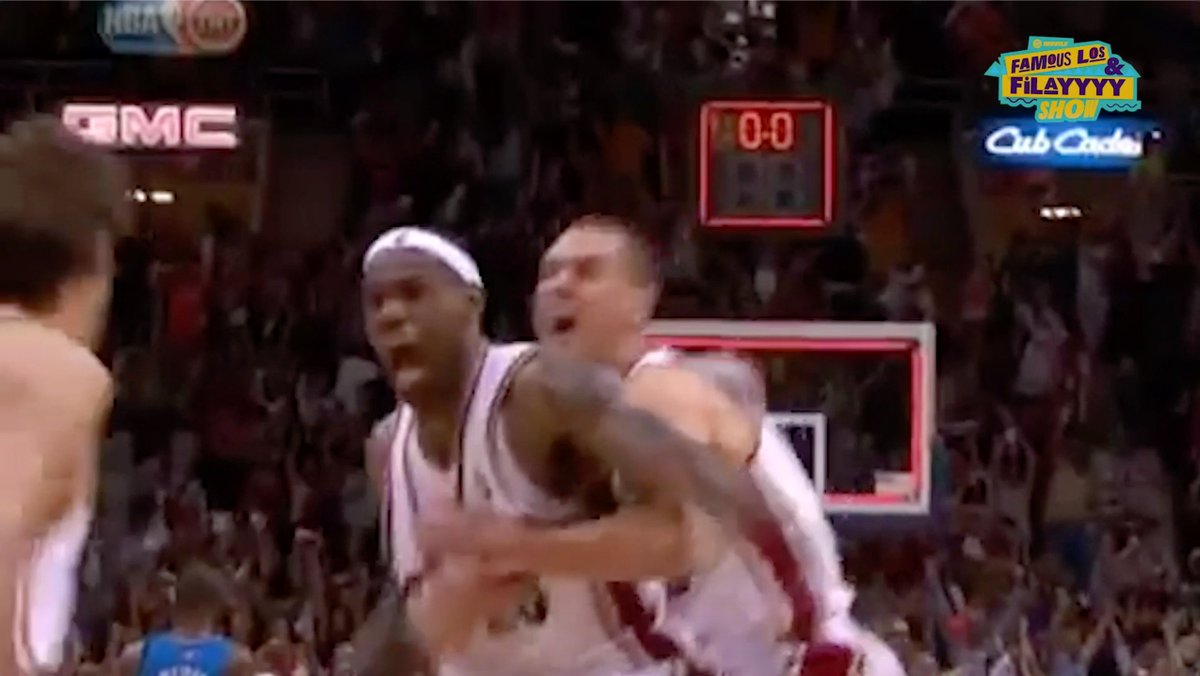 10 years ago today...  🎥: https://whistle.video/LosNLayS2E6