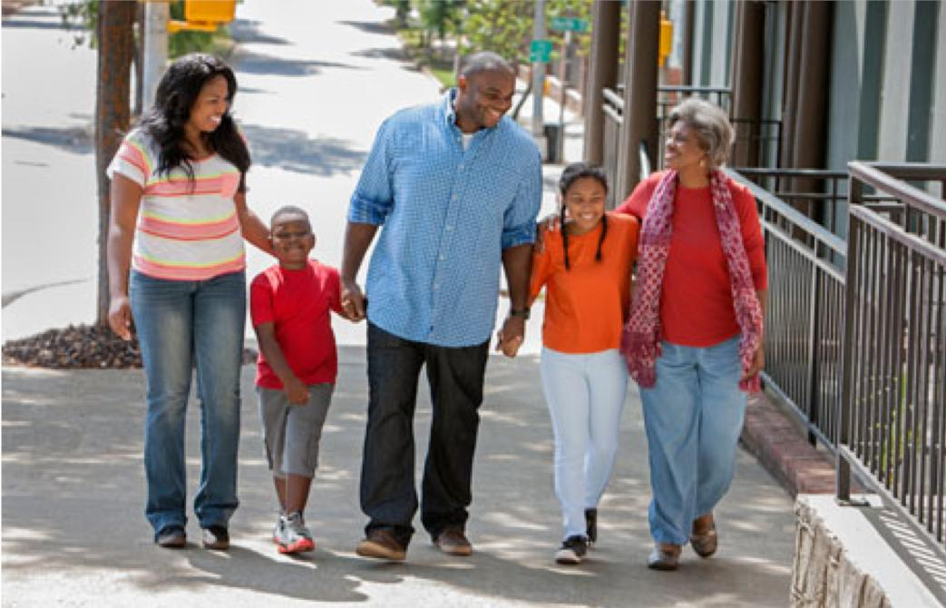 A7: CDC's REACH program has been helping improve the lives of racial and ethnic minority groups for more than 20 years. Watch how REACH communities have improved the health of residents by reducing racial and ethnic disparities. https://bit.ly/2sKLyRt   #ActiveandHealthyChat