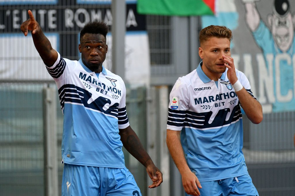 Lazio se puso al dia al derrotar 2-0 al Udinese por la Serie A, pero sigue afuera de las copas europeas (Video) D4YF2Z4WkAUh1UG