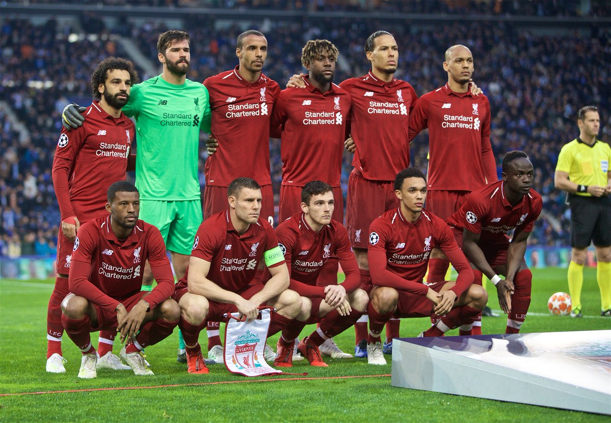 Liverpool FC's photo on #PORLIV