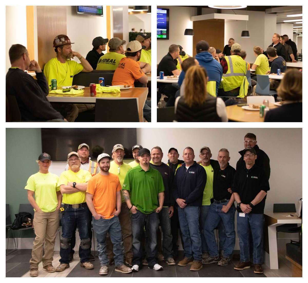 test Twitter Media - Celebrating record-breaking safety! Congratulations to our team at the General Motors Renaissance Center. Stay tuned for our next newsletter to read more about the team. https://t.co/yX9L1RSV2g