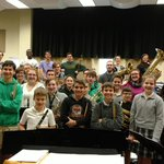 Image for the Tweet beginning: Our Band Ss had a