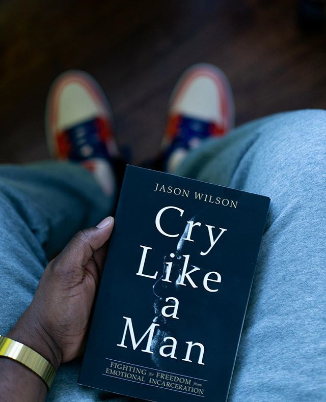 A movement of healing and restoration for traumatized men like me. I'm blessed to be apart of it...get familiar.  Follow my bro @mrjasonowilson #salute #crylikeaman http://bit.ly/2V7V3d9