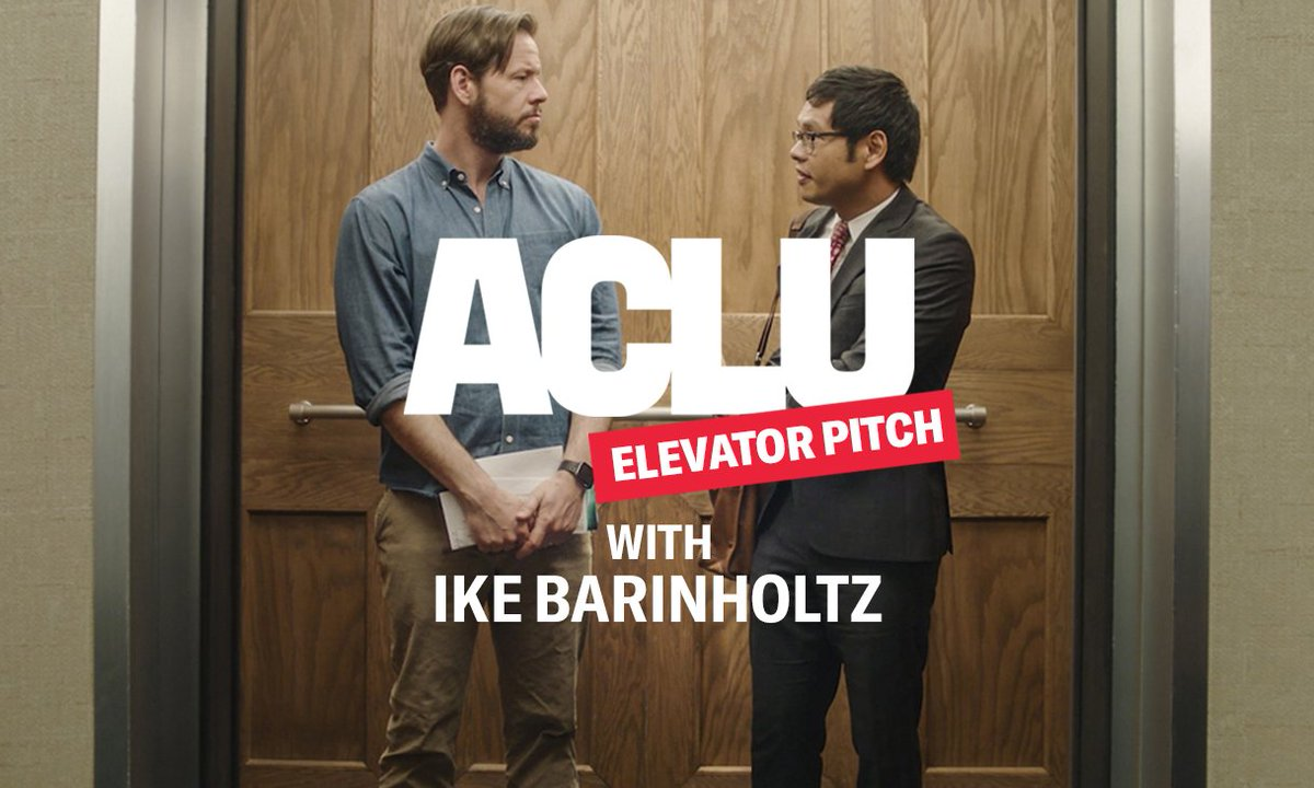 Here's everything that's wrong with the citizenship question — in the time it takes for @ikebarinholtz to ride an elevator. Protect the #2020Census. #CountMeIn