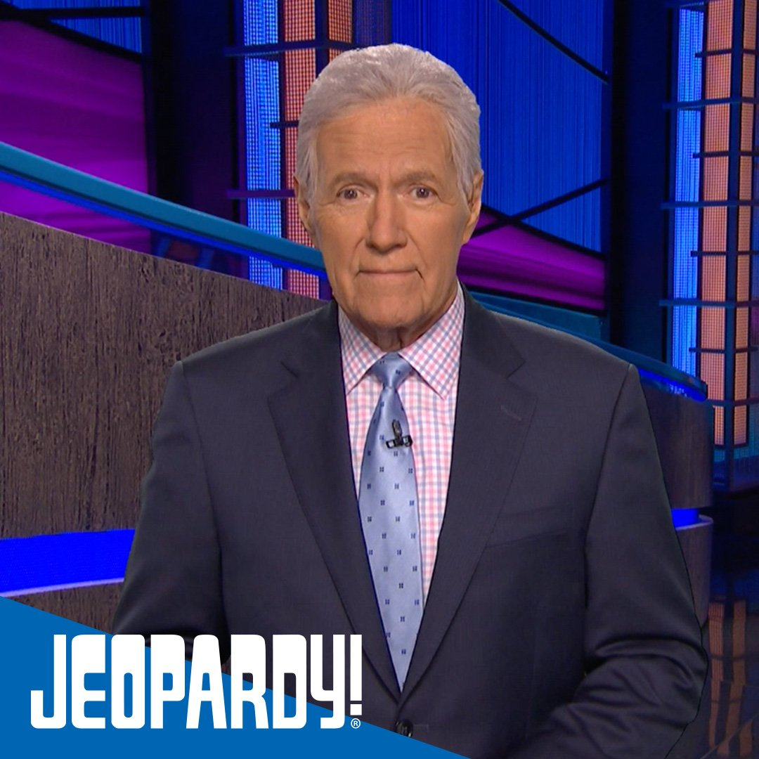 """Jeopardy host Alex Trebek shares health update on his cancer treatment after wrapping current season of """"Jeopardy!"""""""