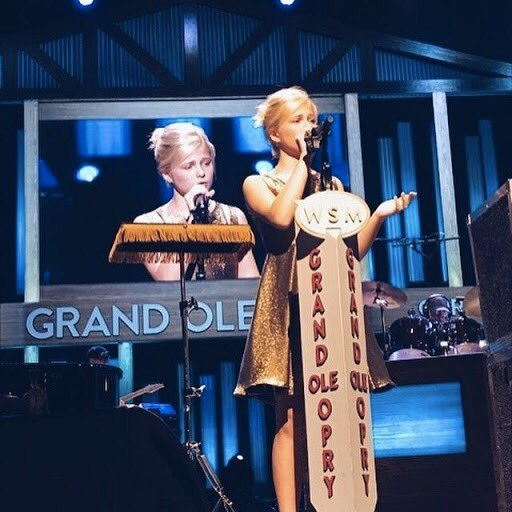 I've been thinking about this show a lot lately, it was such an honor to perform at the @opry 🎶