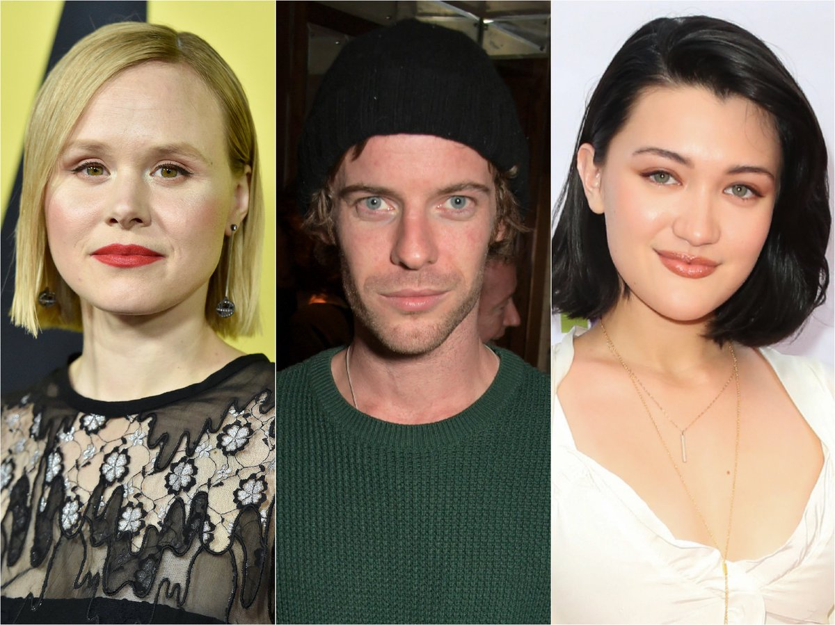 Alison Pill Hot alison pill harry treadaway isa briones recruits jean luc