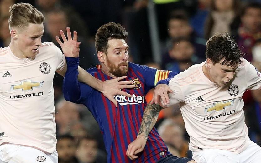 Xem lại Barcelona vs Manchester United
