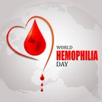 Image for the Tweet beginning: On this #WorldHemophiliaDay, read stories