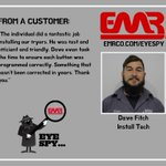 Image for the Tweet beginning: 👏👏👏    #theEMRway #EYEspy #CommercialKitchenInstallation #CustomerService