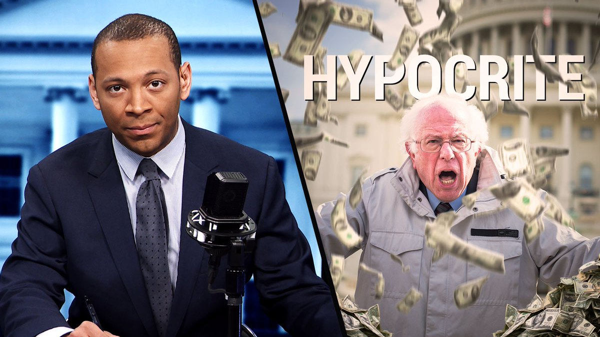 .@MillerStream: Hey Bernie! Stay the hell away from our money. We're not going to be a socialist country, and we're going to build a wall. DEAL WITH IT, BRO.  Get the full episode absolutely free ==> https://apple.co/2OqDb7y