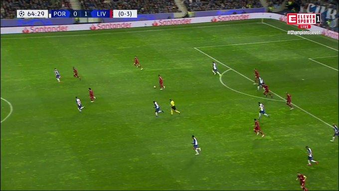 D4YcGZwUwAMFMKB?format=jpg&name=small Liverpool goleia (4-1) FC Porto e está nas meias-finais da Champions