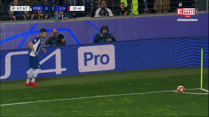 D4Ycen5UcAAxYhy?format=jpg&name=small Liverpool goleia (4-1) FC Porto e está nas meias-finais da Champions