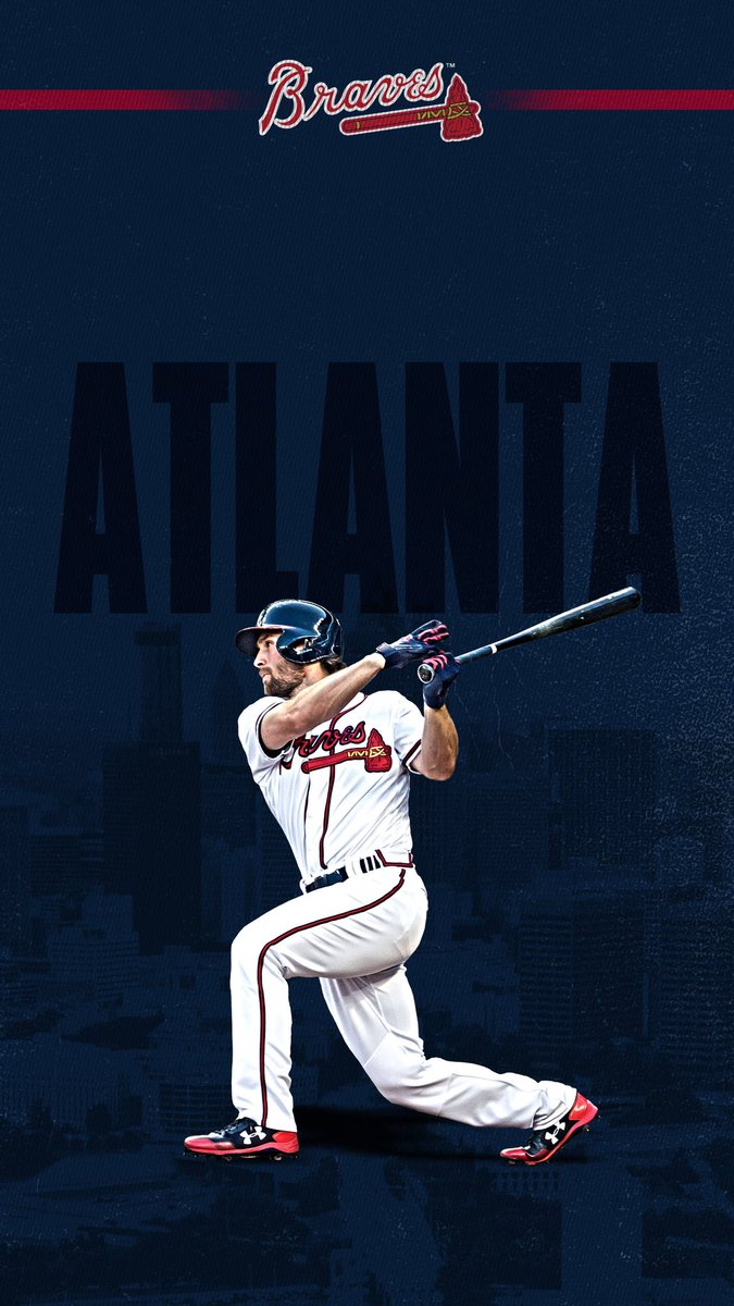 Atlanta Braves On Twitter Wallpaperwednesday X Chopon