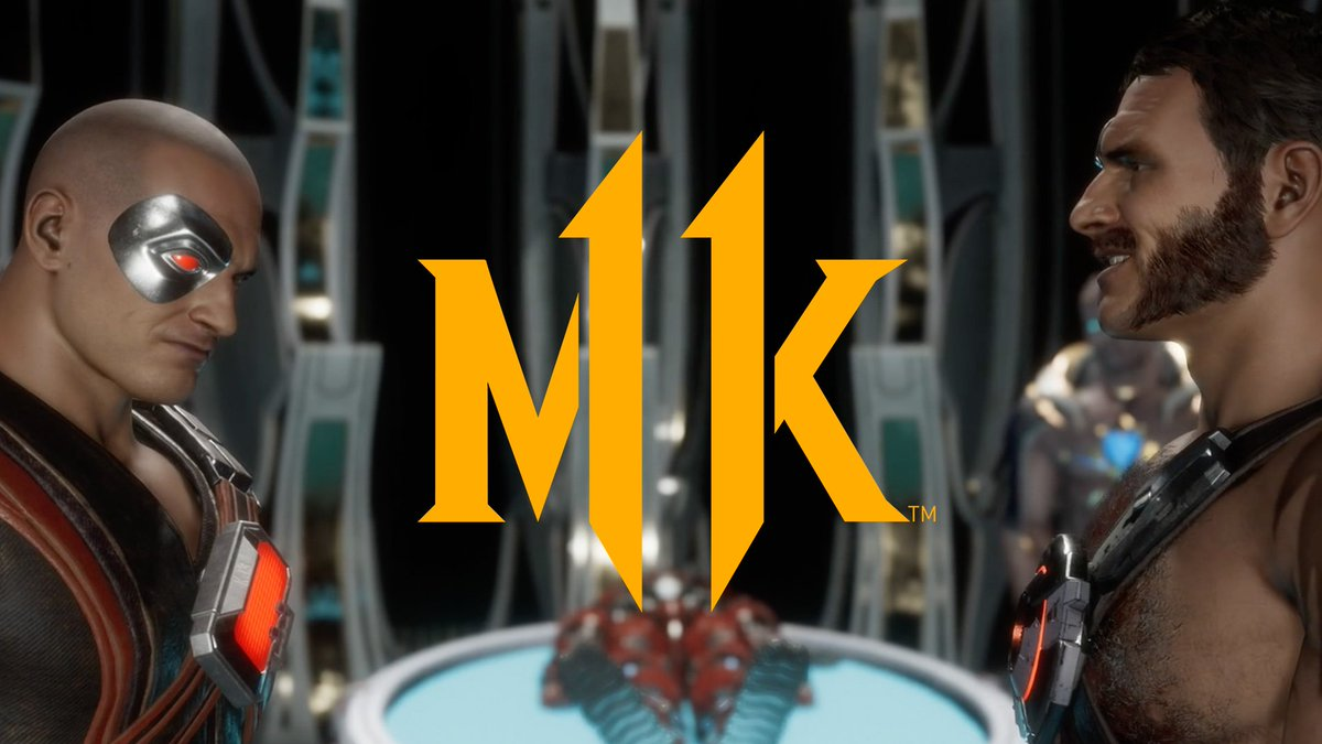 Switching gears for a bit....Take a look at Mortal Kombat 11 for the Nintendo Switch.
