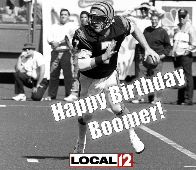 Happy 58th Birthday to Boomer Esiason!   Who is your all-time favorite Bengals QB?