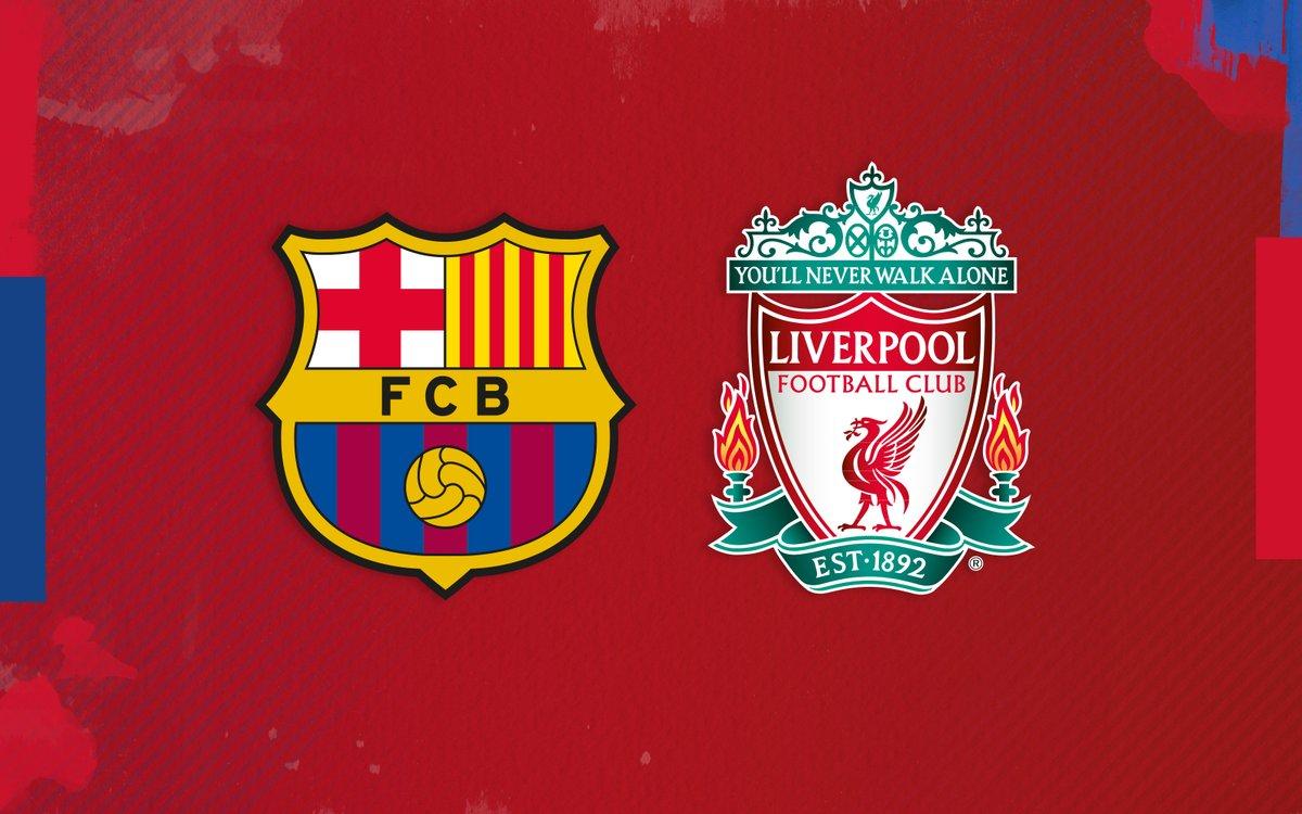 FC Barcelona's photo on Barça-Liverpool