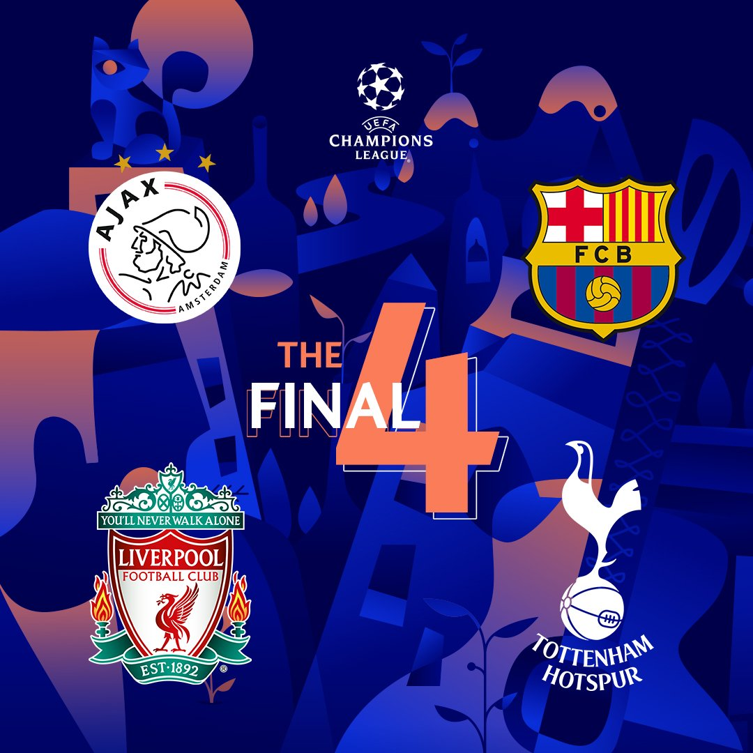 UEFA Champions League's photo on Ajax