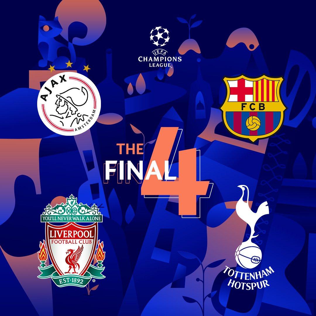Semifinal Liga Champions