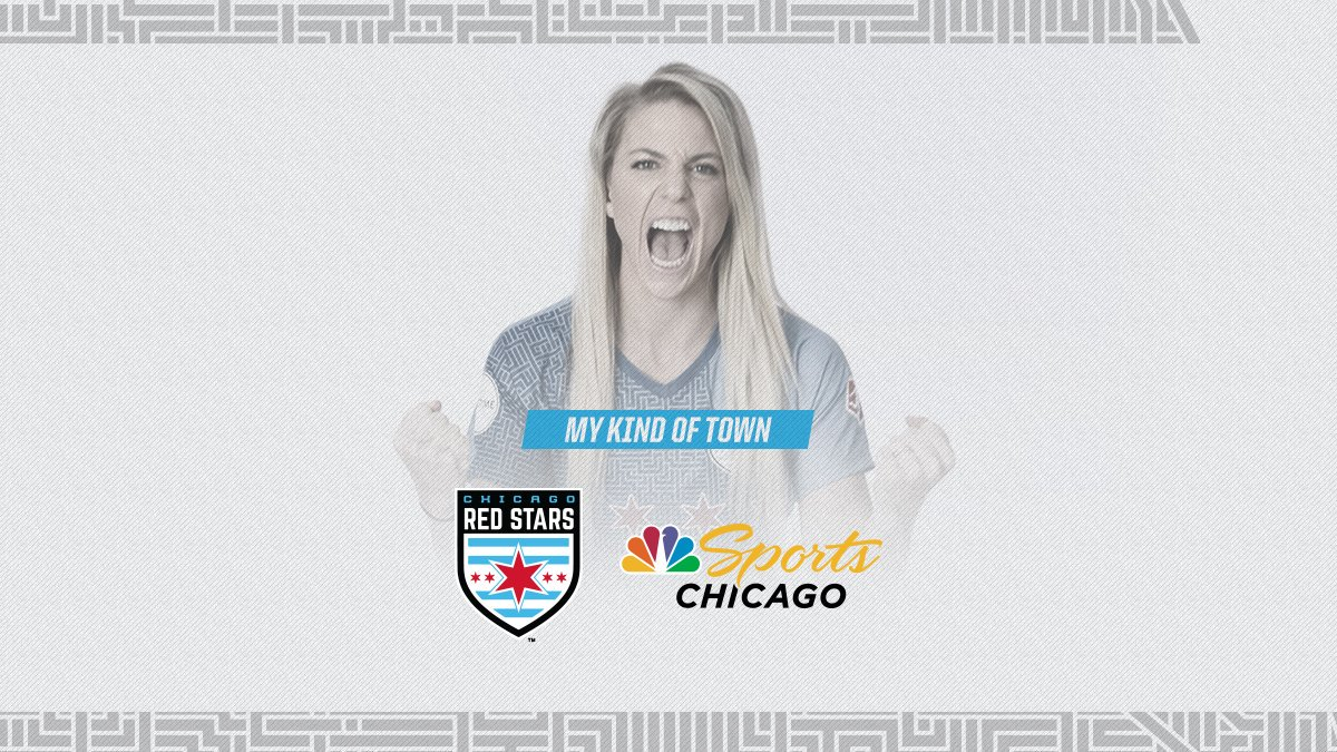 Chicago Red Stars & @NBCSChicago announce 2019 broadcast partnership to provide local coverage of all matches.  More   http://bit.ly/RedStarsNBCSCH #MKOT   #ElevatingTheGame