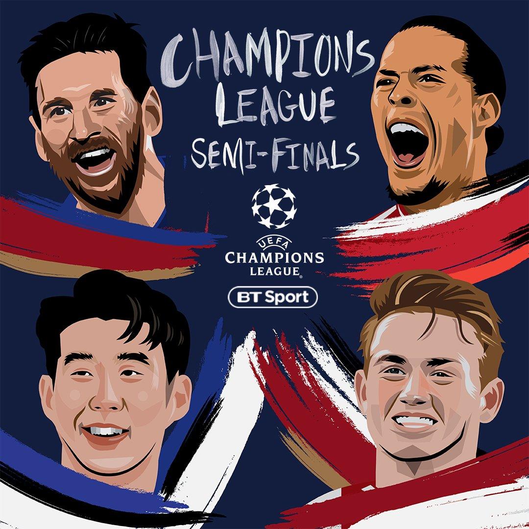 Football on BT Sport's photo on #ChampionsLeague