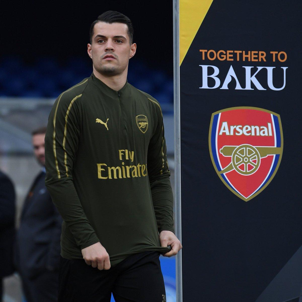 Arsenal FC's photo on Bakú