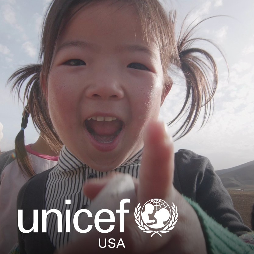 This is what it's like for nomad children to go to pre-school in rural Mongolia. #EarlyMomentsMatter