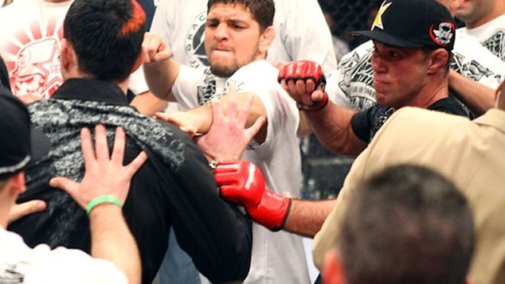 The Nashville brawl took place 9 years ago today.