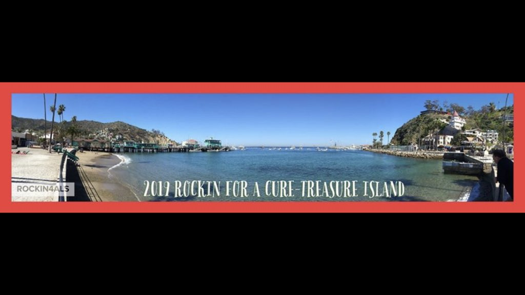 Rockin4ALS presents 2019 Rockin For A Cure-Treasure Island!  April 27, 2019. Visit http://www.rockin4als.org  for ticket details #vsALS @ALSAWisconsin