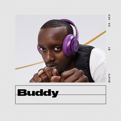 Check out @buddy's LA inspired playlist only on Apple Music: http://apple.co/BuddyPlaylist