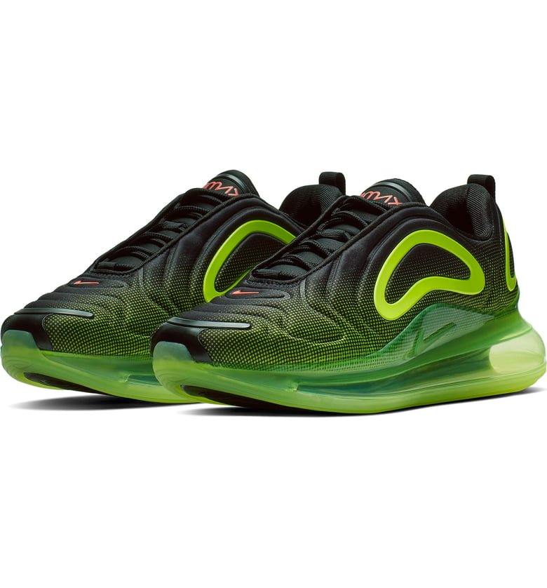 efb17e19c54 the nike air max 720 goes bigger than ever before with nikes tallest air  unit yet