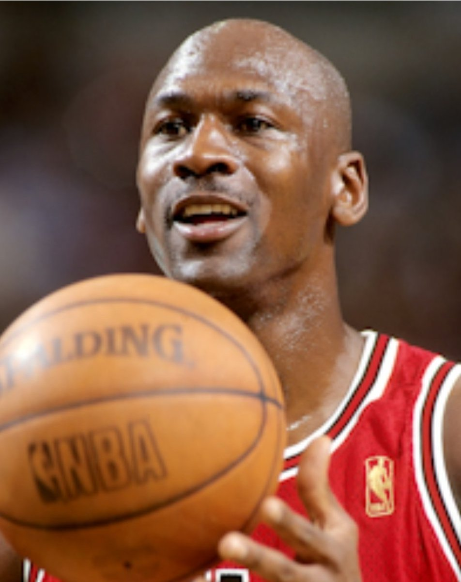 """""""You don't show up on game day and expect to be great. Greatness happens in practice. You have to expect things of yourself before you can do them.""""  – Michael Jordan"""
