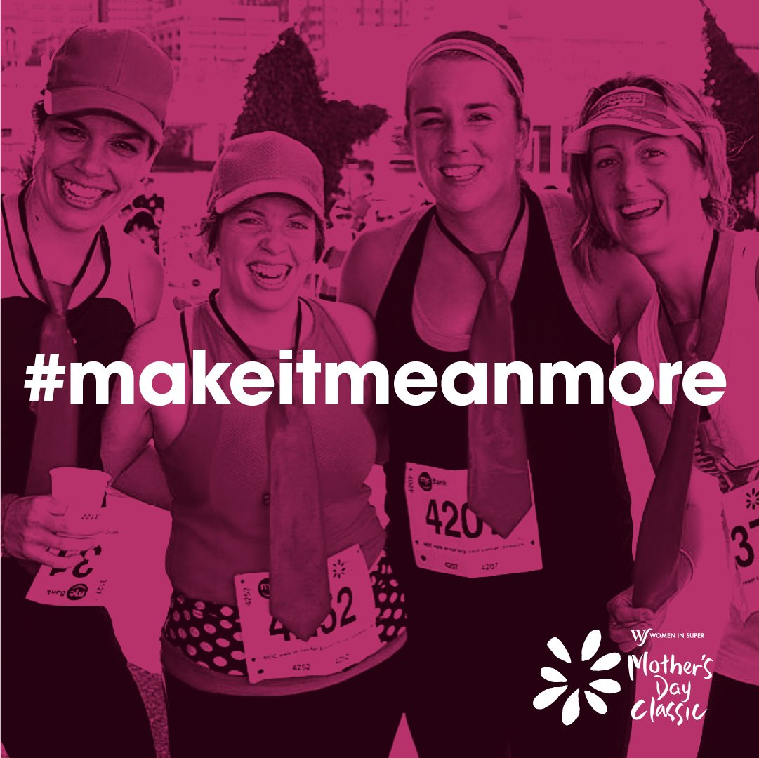 We&#39;ve been a proud partner of the @MDC_walk_run since the beginning. 1 in 8 women are diagnosed with breast cancer in their lifetime, and they need your support. Together we can make a difference, so register here:  http:// hesta.co/Registration-M others-Day-Classic &nbsp; …   #MDC2019 #makeitmeanmore<br>http://pic.twitter.com/fJvU9rV5RN