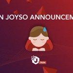 Image for the Tweet beginning: TRON JOYSO will delist DOO