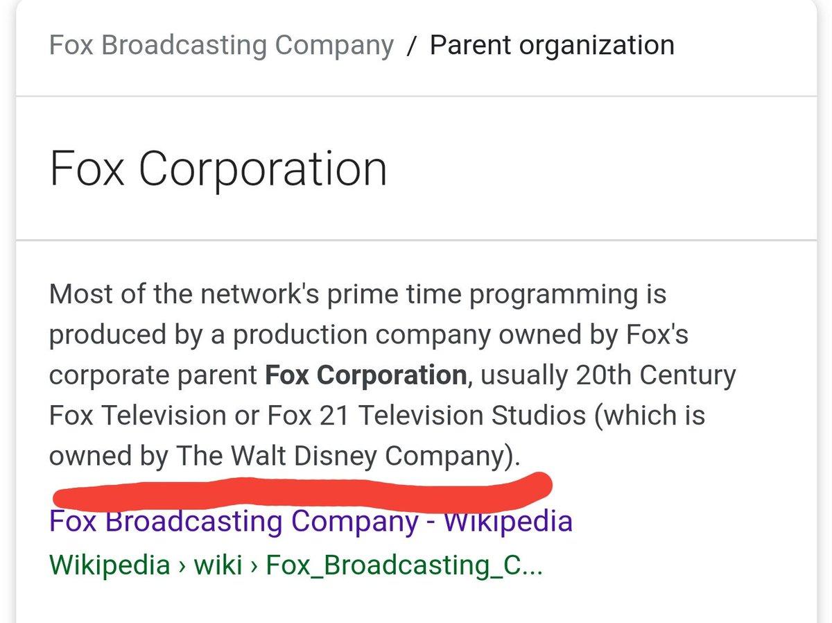 Fox broadcasting wiki