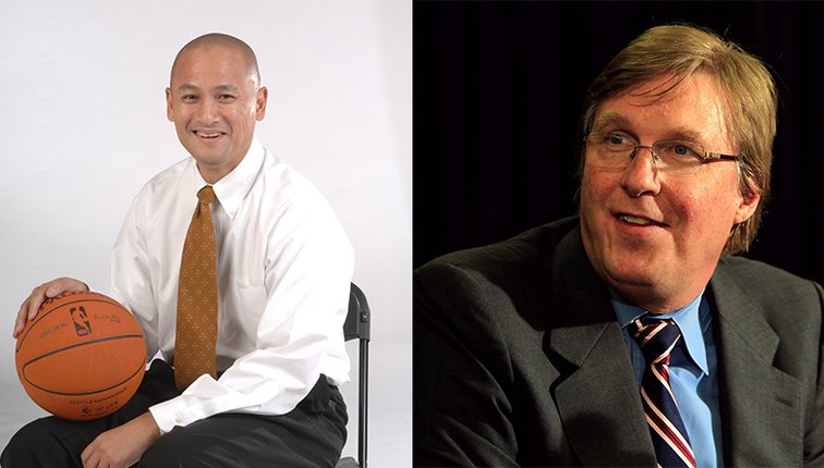 Grizzlies name Rich Cho as Vice President of Basketball Strategy and Glen Grunwald as Senior Advisor.  Details: https://on.nba.com/2DjaBAt