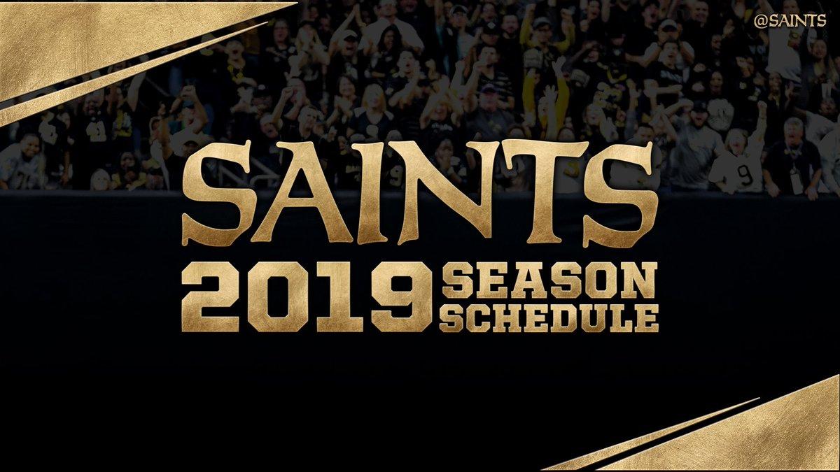 New Orleans Saints's photo on Monday Night Football