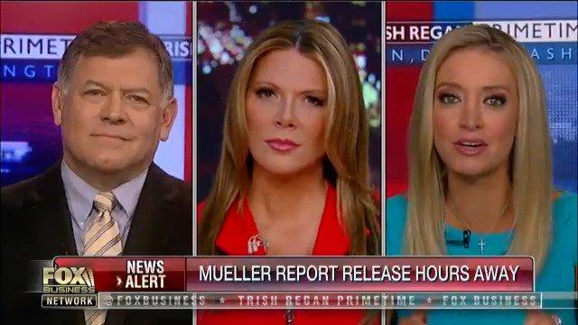 Trish Regan's photo on #MuellerThursday
