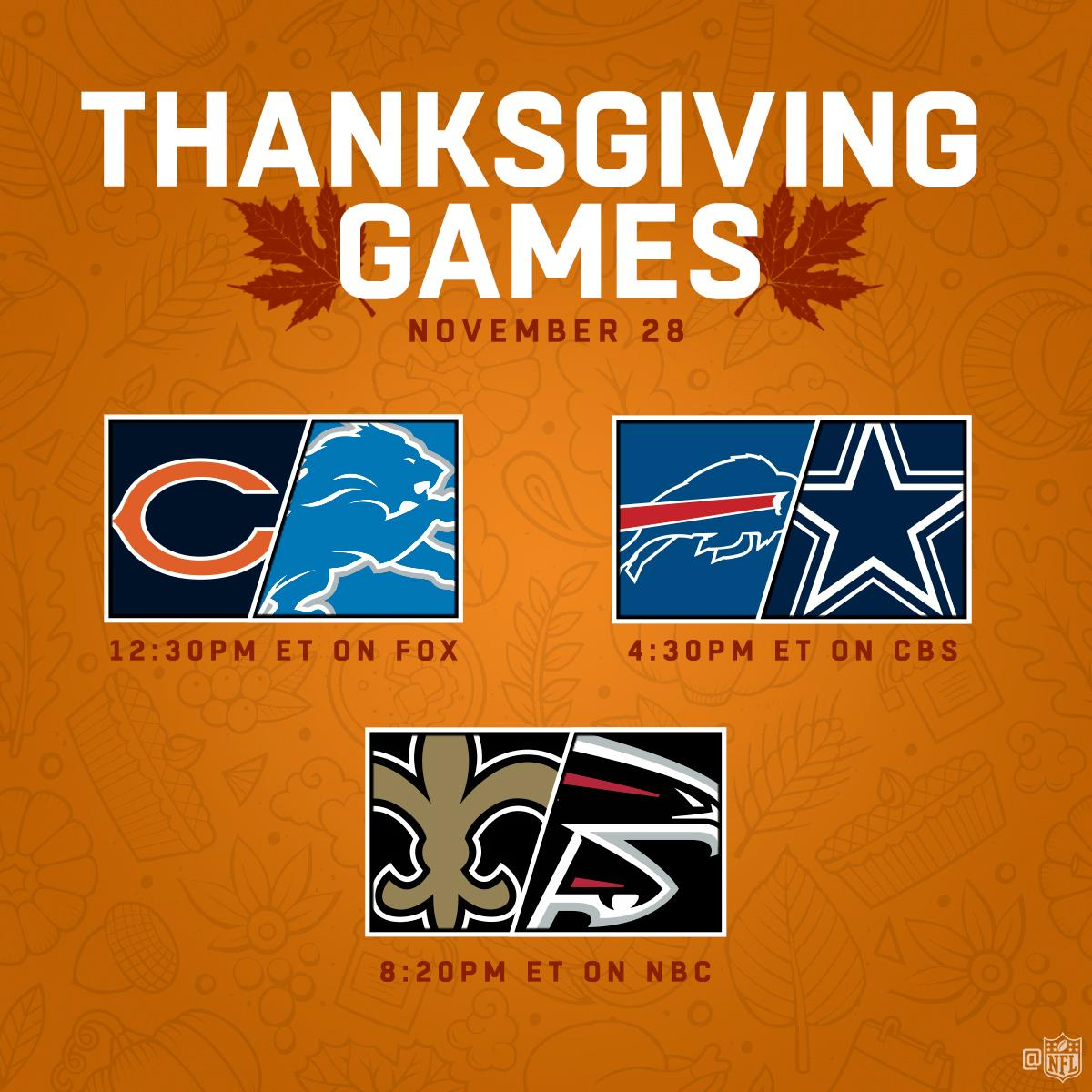 Image result for thanksgiving nfl 2019