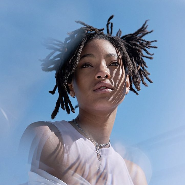Willow smith has teamed up with adidas