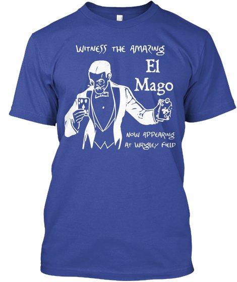 EL MAGO! teespring.com/el-mago #cubs #elmago #everybodyin