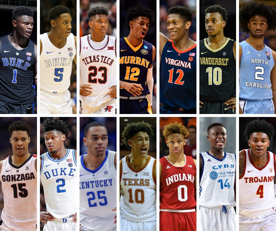 With the lottery odds officially official, who is moving up and down in our latest NBA Mock Draft (by @BrendonKleen14) https://fansided.com/2019/04/18/2019-nba-mock-draft-lottery-order-official/…