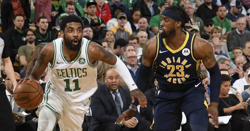 Irving erupts for 37 points as Celtics beat Pacers 99-91 in Game 2 celticslife.com/2019/04/irving…