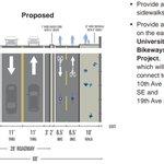 Image for the Tweet beginning: Minneapolis is planning to devote