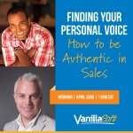 Image for the Tweet beginning: What does authenticity in sales