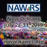 Image for the Tweet beginning: #NAWRS Registration Is Open! Learn