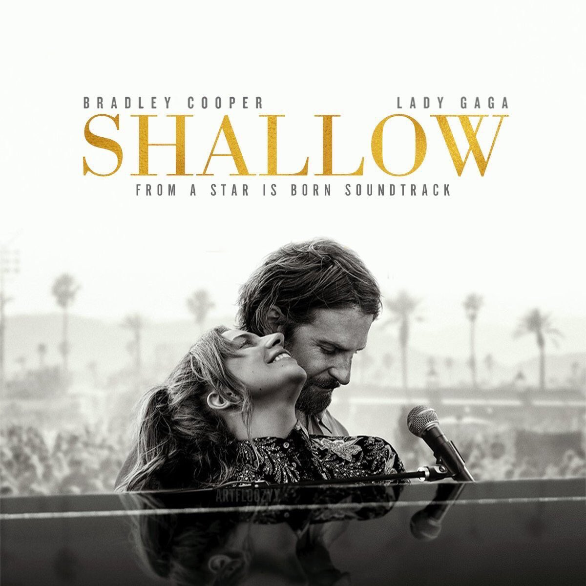"""Shallow"" has now surpassed ""Bad Romance"" and it's now Lady Gaga's most liked video on YouTube with over 3.6M likes. <br>http://pic.twitter.com/bdbXAeAvUP"