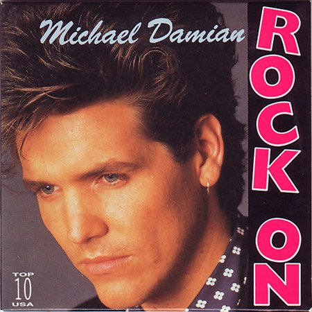 "April 26: Happy 57th birthday to singer,Michael Damian(""Rock On\"")"